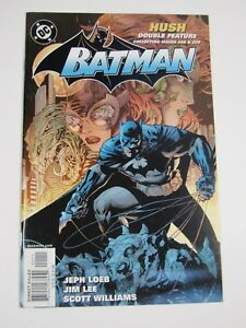 Batman-608-amp-609-Double-Feature-DC-Comics-1st-Hush