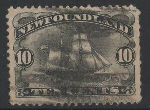 #59 Newfoundland Canada used well centered