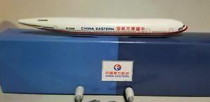 FLIGHT MINATURES CHINA EASTERN A300-600R 1:250 SCALE PLASTIC SNAPFIT MODEL