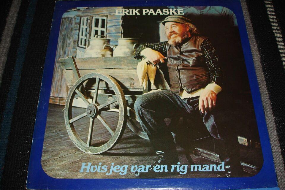 LP, Erik Paaske, Hvis Jeg Var En Rig Mand