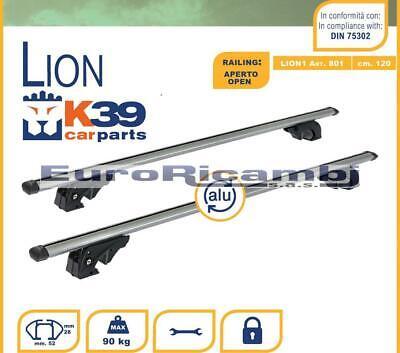 BARRE K39 LION 120CM CORRIMANO ALTO DACIA Duster III 18/>