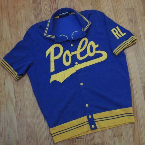Ralph Lauren Polo Sport Vintage Jersey Sz Medium S