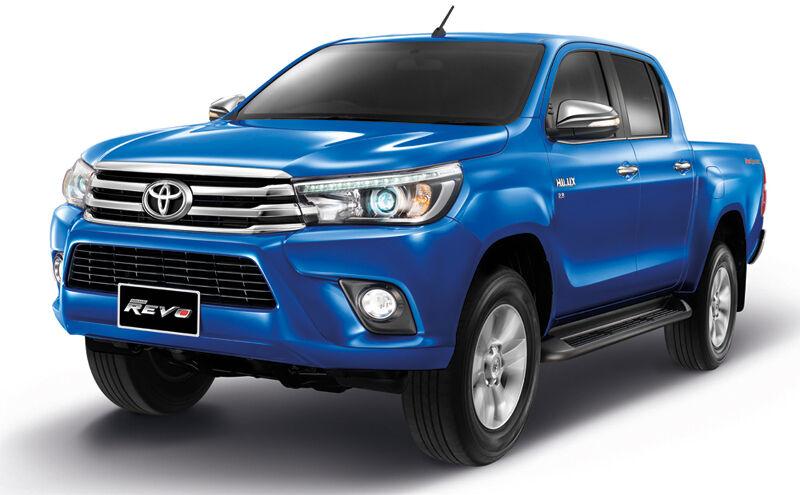 Roof Antenna Black For Toyota Hilux Vigo Pickup SR5 2005 2006-2018 Revo M70 M80