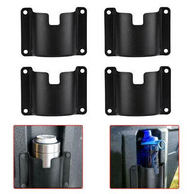Door Drink Holder,UTV Drink Water Cup Bottle Holder Stand 08U70-HL3-A40 Fit for Honda Pioneer 700-4 1000-5 2014-2020 4 Doors