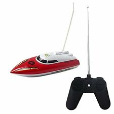 Sunshine Remote Control Toy Boat Ship Ride In Water 35 Meter Range Assorted