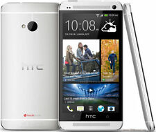 HTC One M7 - 32GB 4 UMP CAM 1.7GHz Quad CORE 2GB beats ANDROID SMARTPHONE SILVER