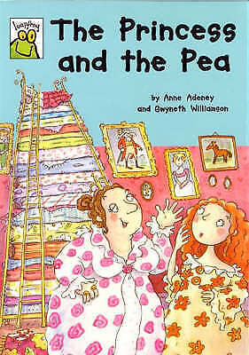 Adeney, Anne, Leapfrog Fairy Tales: The Princess and The Pea, Very Good Book