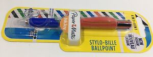 Papermate-4-IN-1-Stylo-Stylo-a-Bille-1-0-MM-Fin-Point-Pointe-Confort-Prise-Stylo
