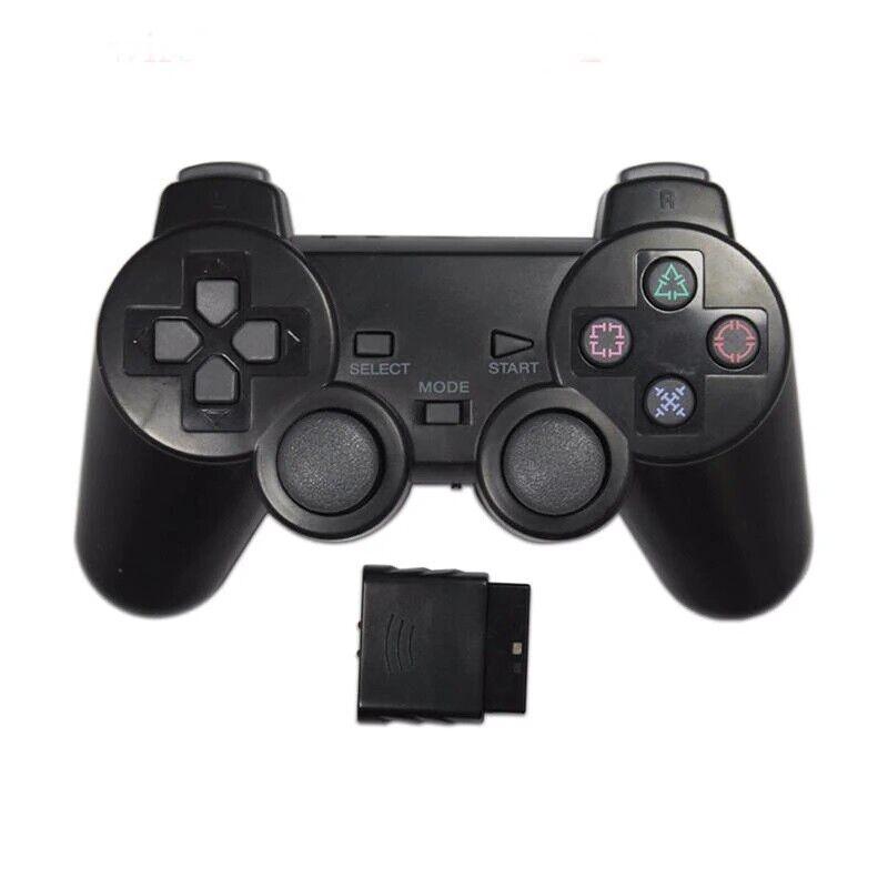 Wireless DualShock Controller for PS2 PlayStation 2 Gamepad Joystick UK Seller