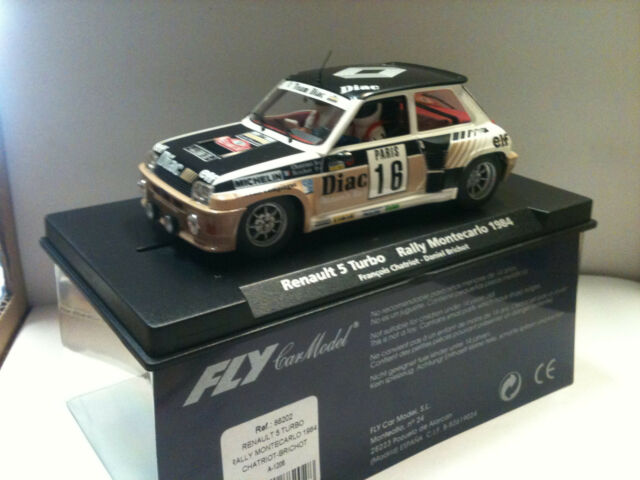 Qq 88202 A 1206 Fly Renault 5 Turbo R Montecarlo 84 16 Chatriot Diac For Sale Online