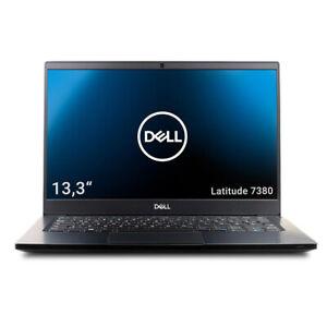 """Dell Latitude 7380 i7-7600U 13,3"""" FHD IPS 16GB 256GB SSD Win10 2. Wahl"""