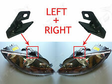LEFT AND RIGHT HEADLAMP HEADLIGHT BRACKET TAB REPAIR KIT SEAT LEON 2009 ONWARDS