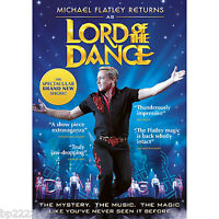 Michael Flatley Returns Lord Of The Dance, Dvd Spectacular Show, Sealed