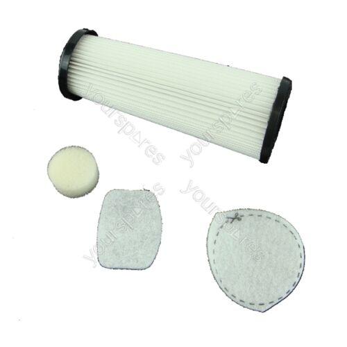 Vax U90-P4-C Aspirapolvere filtro impostato