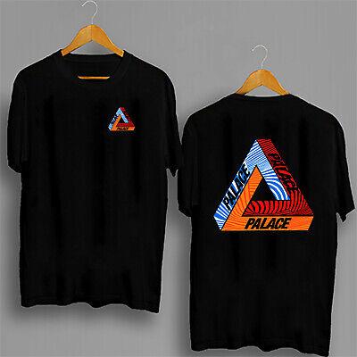 new Rapha Palace Skateboards Logo Men/'s White T Shirt Summer 2020 S-2XL GILDAN