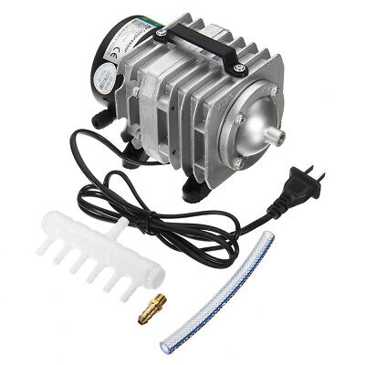 Hailea AC Piston Air Compressor Pump Koi Fish Pond// Hydroponic// ACO318