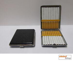 100 mm Zigaretten Etui COLOR LONG SIZE 100 marmoriert ☆ Zigarettenbox