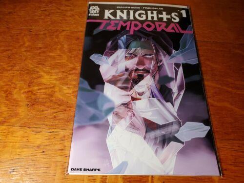 Knights Temporal #1 CVR A GALAN Aftershock Comics 2019 NM 1st Print New