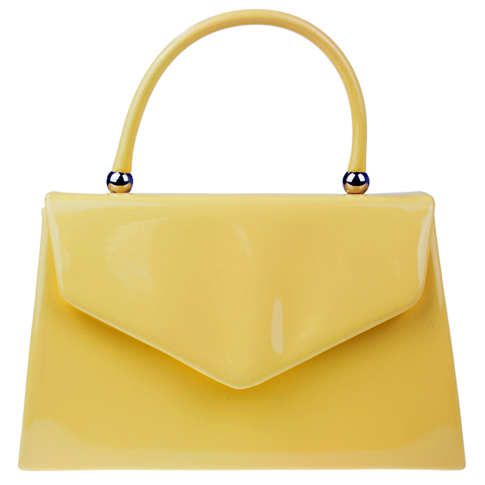 e6a92d4827c Fi9 Retro Tote Patent Leather Bridal Wedding Evening Handbag Party ...
