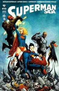 SUPERMAN SAGA 10 URBAN COMICS TRES BON ETAT oBQMy4Vr-08152151-856237812