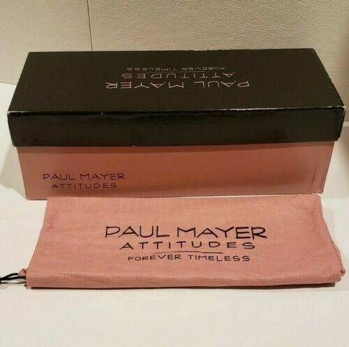 Paul Mayer Attitudes Boro Tan Suede Leopard Print Slip On Ballet Flats $225