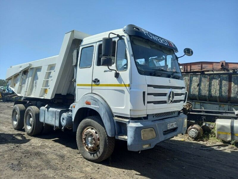 Powerstar back tipper Truck available: 0768372075