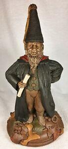 PROF-R 1989~Tom Clark Gnome~Cairn Studio Item #5090~Ed #69~COA & Story Included
