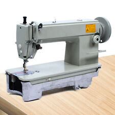 Us Heavy Duty Sewing Machine Industrial Thick Material Lockstitch Sewing Machine