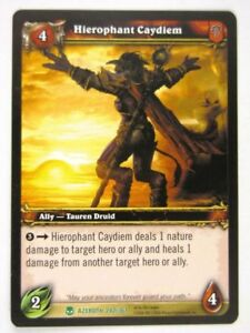 WoW-World-of-Warcraft-Cards-HIEROPHANT-CAYDIEM-242-361-played