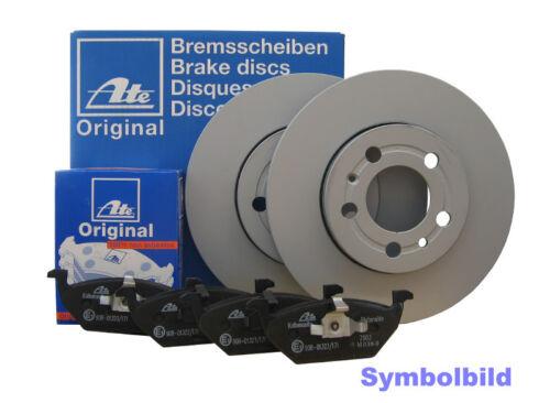 ATE Bremsensatz HA für CITROEN C5 III; PEUGEOT 407 Coupe SW,607