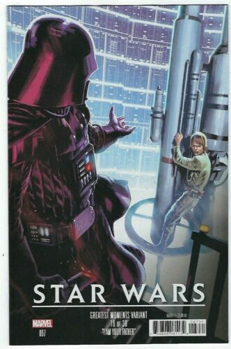 Star Wars # 67 Greatest Moments Variant NM Marvel NM