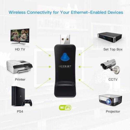 For Samsung Sony Smart TV Wireless WiFi Lan Adapter WIS09ABGN UWA-BR100 TY-WL20
