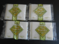 Trader Joes Tea Tree Oil Pure Vegetable Soap Natural Bath 8 Bars