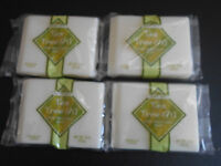 Trader Joes Tea Tree Oil Pure Vegetable Soap Natural Bath 8 Bars