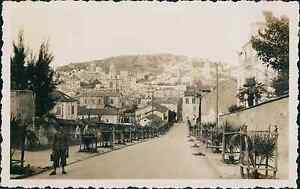 Algerie-Philippeville-Skikda-Vue-generale-Vintage-silver-print-Provenant-d-amp