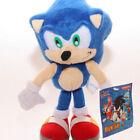 Sonic the Hedgehog Sega Blue Anime Figure Plush Stuffed Anime Toy Doll 8 inch