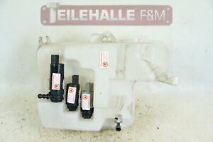 BMW-E61-E60-5er-LCI-Wischwasserbehaelter-Waschwasserpumpe-7179451-6973097