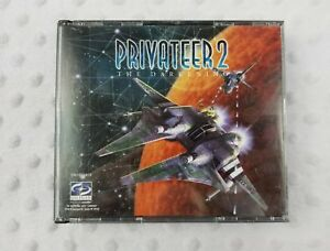 Wing Commander Privateer 2 The Darkening Pc 1996 Ebay