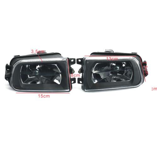 Paar Links+Rechts Nebelscheinwerfer Nebelleuchte Set für BMW E39 5er Z3 97-01