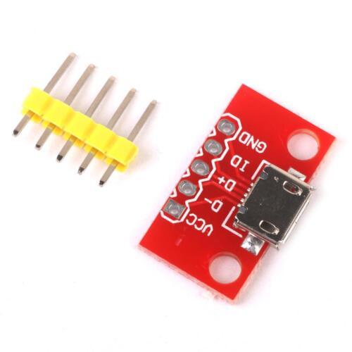 Module Alimentation Chargeur Convertir Téléphone Micro-B USB pour Android OS
