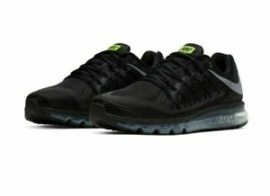 Nike-Air-Max-2015-Black-Multi-Size-US-Mens-Athletic-Running-Shoes-Sneakers