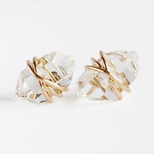 New Style Women 925 Silver Gemstone Ear Stud Hook Dangle Vintage Jewelry Earring