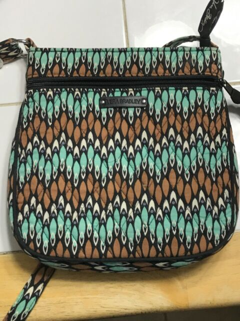535aed93f8 Vera Bradley Hipster Crossbody in Lilac Medallion for sale online