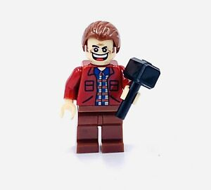 Jack The Shining For Lego Action Figure
