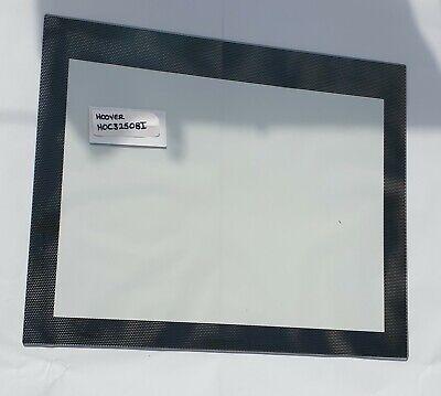 GENUINE HOOVER HOC3250BI OVEN DOOR HANDLE SILVER 480 MM LONG