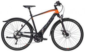 Goede Bulls Lacuba Evo Cross Herren E-Bike schwarz Brose Mittelmotor FM-81