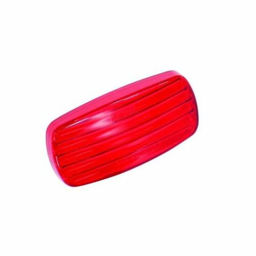 Bargman 58 Series Clearance Light Replacement Red Lens for RV