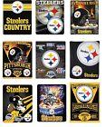 NFL Licensed Pittsburgh Steelers 50