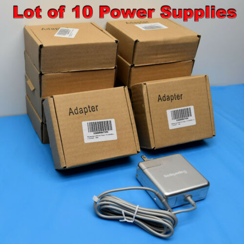 """{Lot of 10} 60W Power Charger for Apple MacBook Pro 13,13/"""" A1344 A1280 A1184"""
