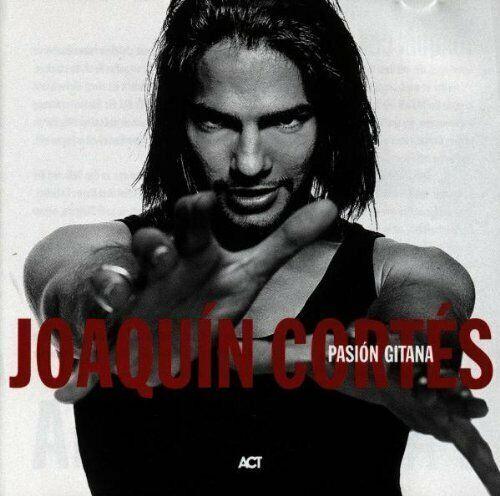 Joaquín Cortés Pasión gitana (1996) [CD]